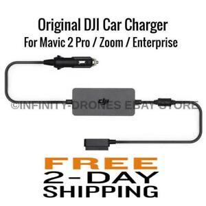 Genuine Original DJI Mavic 2 Pro/Zoom/Enterprise Car Charger For Flight Battery