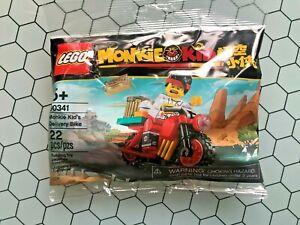 LEGO 30341 - Monkey Kid - Monkey Kid's Delivery Bike - Polybag