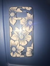 KATE SPADE New York Floral Clear Hardshell Case for Samsung Galaxy S8+ Plus