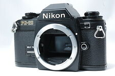 Nikon FG-20 35mm SLR Film Camera Body Only  SN3129098