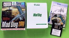 Mad Dog 2000 Edition Microsoft FS2000 Add-On Big Box