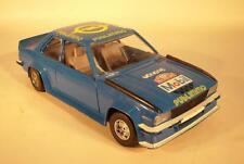 Bburago 1/24 Opel Ascona 400 Rally blau #419