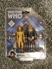 Doctor Who Leela and Commander Stor Action Figures Underground Toys NEW