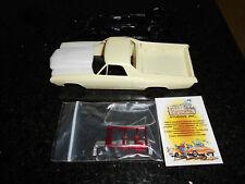 1/25 Scale 1971-72 Chevy El Camino Flintstone Body