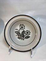 "Noritake Stoneware ALPINE FLOWERS B966 Cereal Bowl 6 5/8"" 1 ea  10 available"