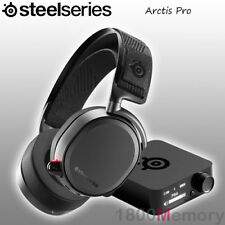 GENUINE SteelSeries Arctis Pro Wireless RF Gaming Headset + Bluetooth for PC PS4