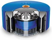 Dyson Robot vacuum cleaner dyson 360 eye RB01 NB Nickel Blue Pre-Owned