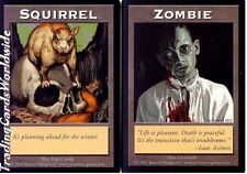 Squirrel Zombie Token // NM // Your Move Games // engl. // Magic the Gathering