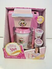 Disney Princess Style Collection: Play Gourmet Coffee Maker / NEW / (20C)