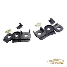 Pair Left + Right Head Light Headlamp Repair Adjust Set For Audi A6 S6 C6 05-11