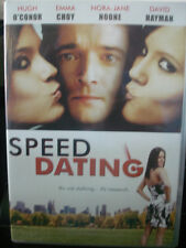 Speed Dating (DVD, 2010) Hugh O'Conor WORLD SHIP AVAIL!