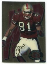 1998 Collector's Edge Advantage Showtime 20 Terrell Owens