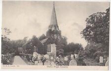 Stoke Pogis Church, F.G.O. Stuart 815 Postcard B815
