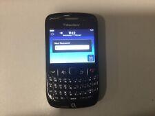 Blackberry Curve 8520 O2 Black Mobile phone