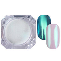 Nail Mirror Glitter Powder Nail Art  Chrome Pigment Dust Born Pretty