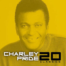 FREE US SHIP. on ANY 2 CDs! NEW CD Charly Pride: 20 Classics