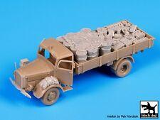 Black Dog 1/72 Mercedes DB L4500 S Accessories Set (Schatton Modellbau) T72054