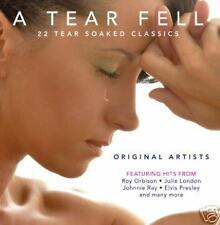 CD A TEAR FELL CRYING SAD CRY ME A RIVER WEEPING BLUES