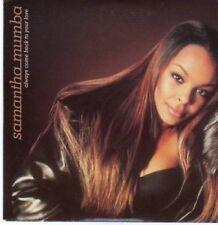 (BI602) Samantha Mumba, Always Come Back To Your- DJ CD