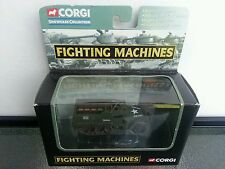 Corgi Fighting Machines M3 A1 Half Track Carrier US Marine Pacific War