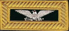 Civil War Colonel Berdan Sharpshooters Extra Rich Shoulder Boards Free $20 Coin