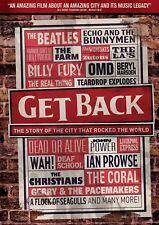 Get Back (DVD) Liverpool Musical History Documentary UK Gift Idea Beatles etc.