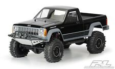 Proline Jeep Comanche Full Bed carrosserie 313mm empattement scale Crawler - 3362-00
