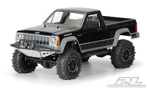 Proline JEEP Comanche Full Bed Karosserie 313mm Radstand Scale Crawler - 3362-00