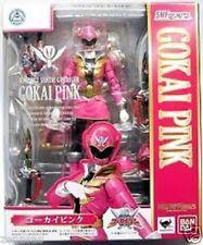 New Bandai S.H.Figuarts Kaizoku Sentai Gokaiger Gokai Pink Figure