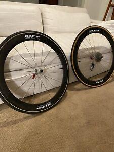 Zipp 440 carbon wheel set