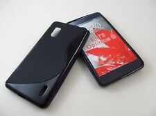 New Premium Soft TPU Gel Case For LG Optimus G (E973)
