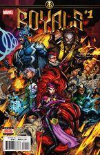 Royals #1 Comic Book 2017 - Marvel