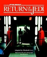 Return of the Jedi (Step-Up Movie Adventures), Levy, Elizabeth, Good Book