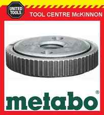 METABO QUICK / KEYLESS LOCK NUT FOR M14 ANGLE GRINDERS – SUIT MAKITA, BOSCH ETC