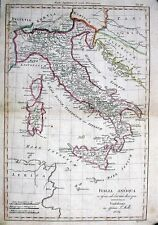 Antica mappa, ITALIA ANTIQUA