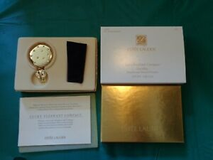 Estee Lauder Lucky Elephant Lucidity Translucent Powder Compact  New in Box