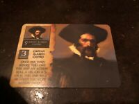 Wizkids Pirates of the Caribbean #004 Grand Barnacle Pocketmodel CSG