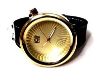 Mens Casual Watch Ice Master BM1261R Black Silicone Band Mens Fashion Watch 1ATM