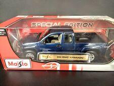 "1:18 Maisto Special Edition Lot: Porsche Mercedes Chevrolet Ford ""You Choose"""