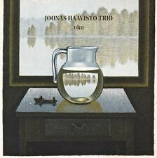 JOONAS HAAVISTO TRIO oku CD NEU 2016 / Modern Jazz