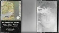 John Lennon / Plastic Ono Band & Imagine  2 Cassettes