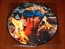 BEDLAM SELF TITLED LP PICTURE DISC *RARE* EU PRESS 2010 LIMITED 500 COPIES New