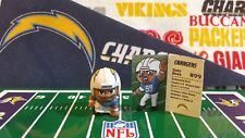 NFL Teenymates 2017 Series 6 Los Angeles Chargers (LB/DE) Joey Bosa Figurine