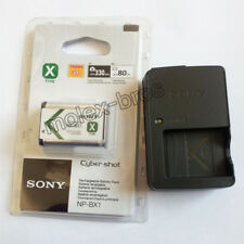 NP-BX1 Battery & BC-CSXB Charger For Sony WX300 HDR-AS15 AS10 RX100 RX1 HX300