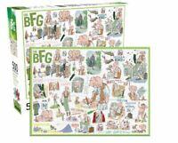 Roald Dahl The Bfg 500 Pièce Puzzle 480mm x 350mm (NM)