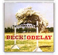 BECK - ODELAY LP COVER FRIDGE MAGNET IMAN NEVERA