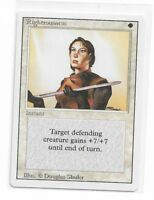 Magic The Gathering ~ 1x Righteousness ~ REVISED ~  M/NM