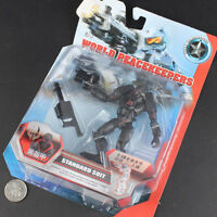 World Peacekeepers BLACK ARMOR 1/18 Action Figure