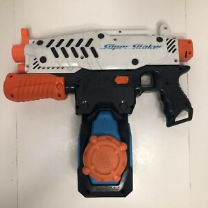 Nerf Super Soaker Arctic Shock Pump Action Water Squirt Gun, Tested & Works!