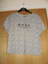 M & S Limited Slogan T-Shirt Top BNWT Size 14